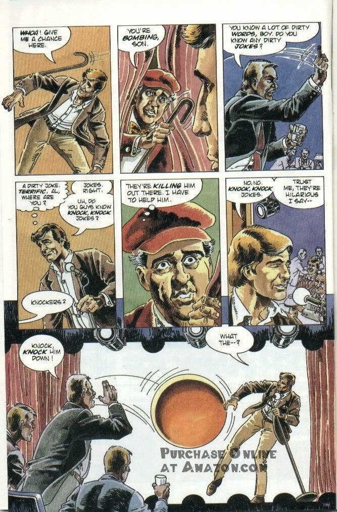 Read online Quantum Leap comic -  Issue #10 - 3