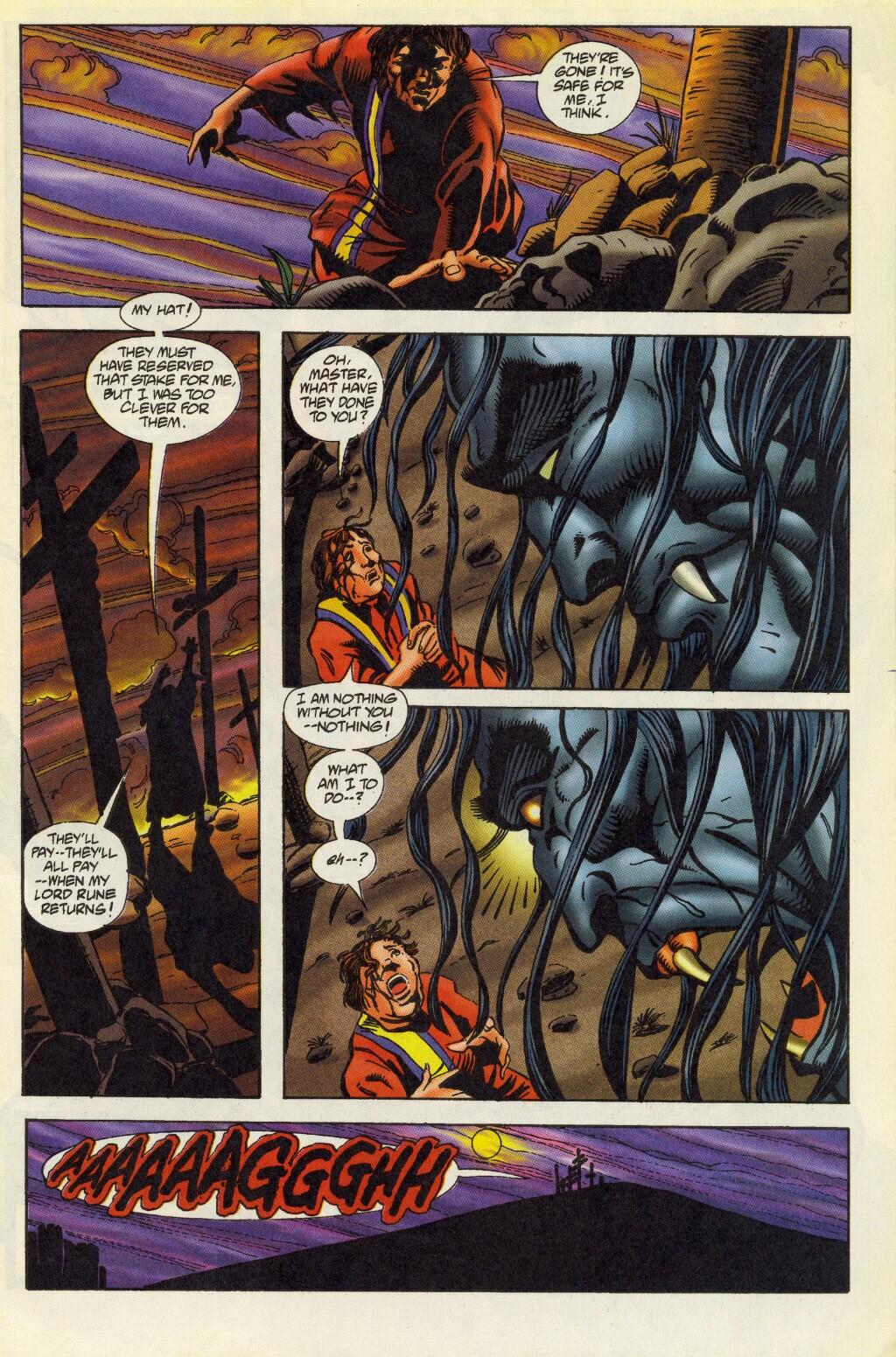 Read online Rune (1995) comic -  Issue #5 - 4