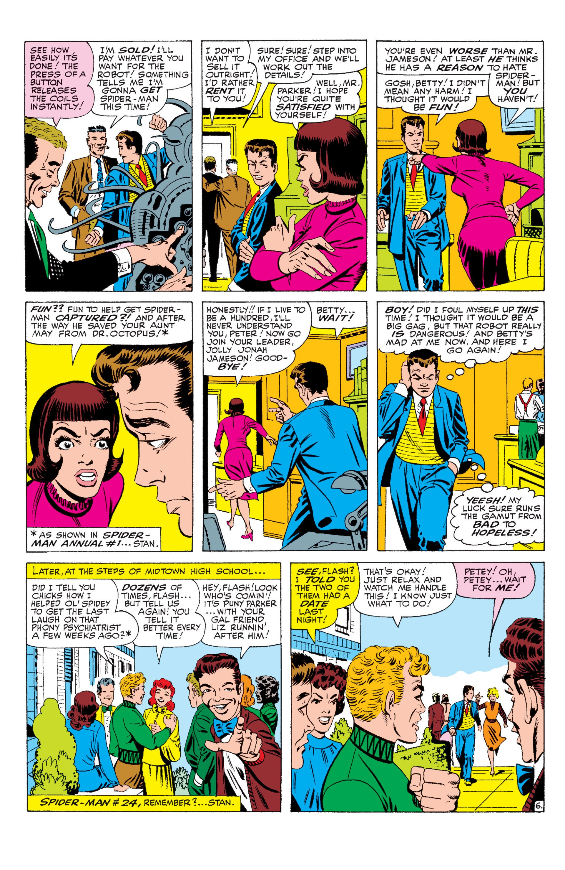 The Amazing Spider-Man (1963) 25 Page 6