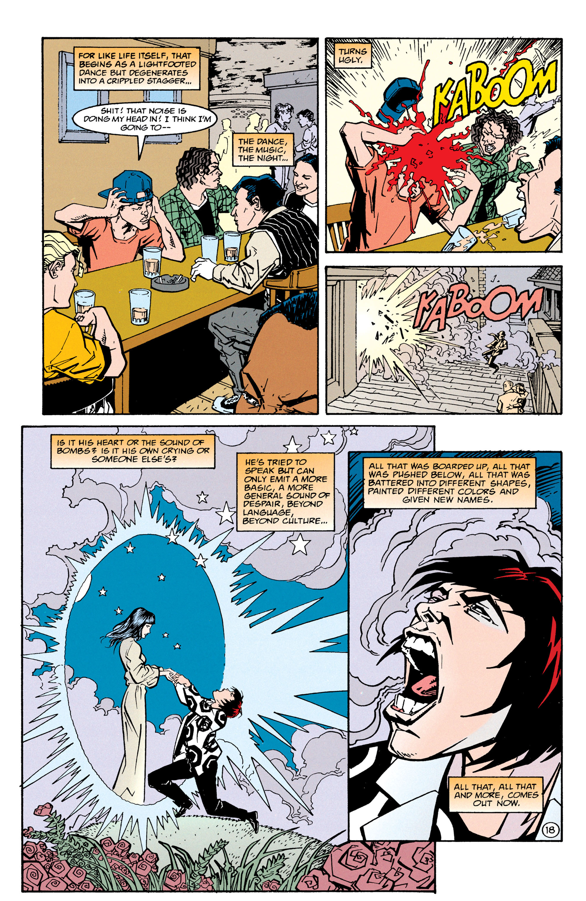 Read online Shade, the Changing Man comic -  Issue #67 - 19
