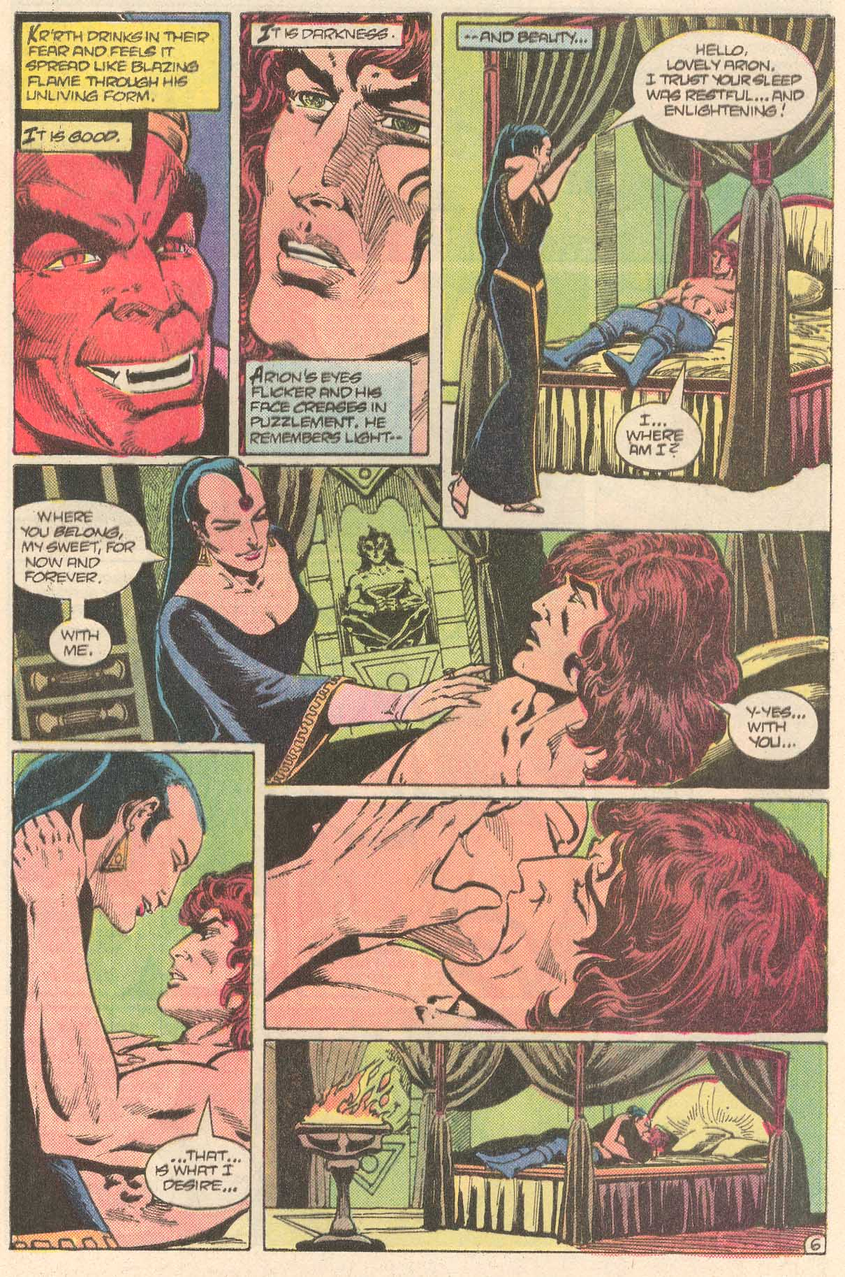 Read online Arion, Lord of Atlantis comic -  Issue #27 - 7