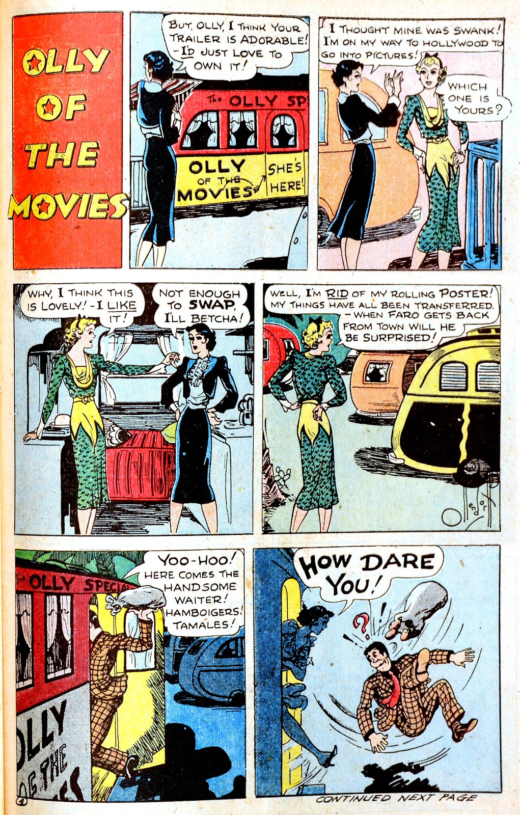 Read online Famous Funnies comic -  Issue #120 - 38