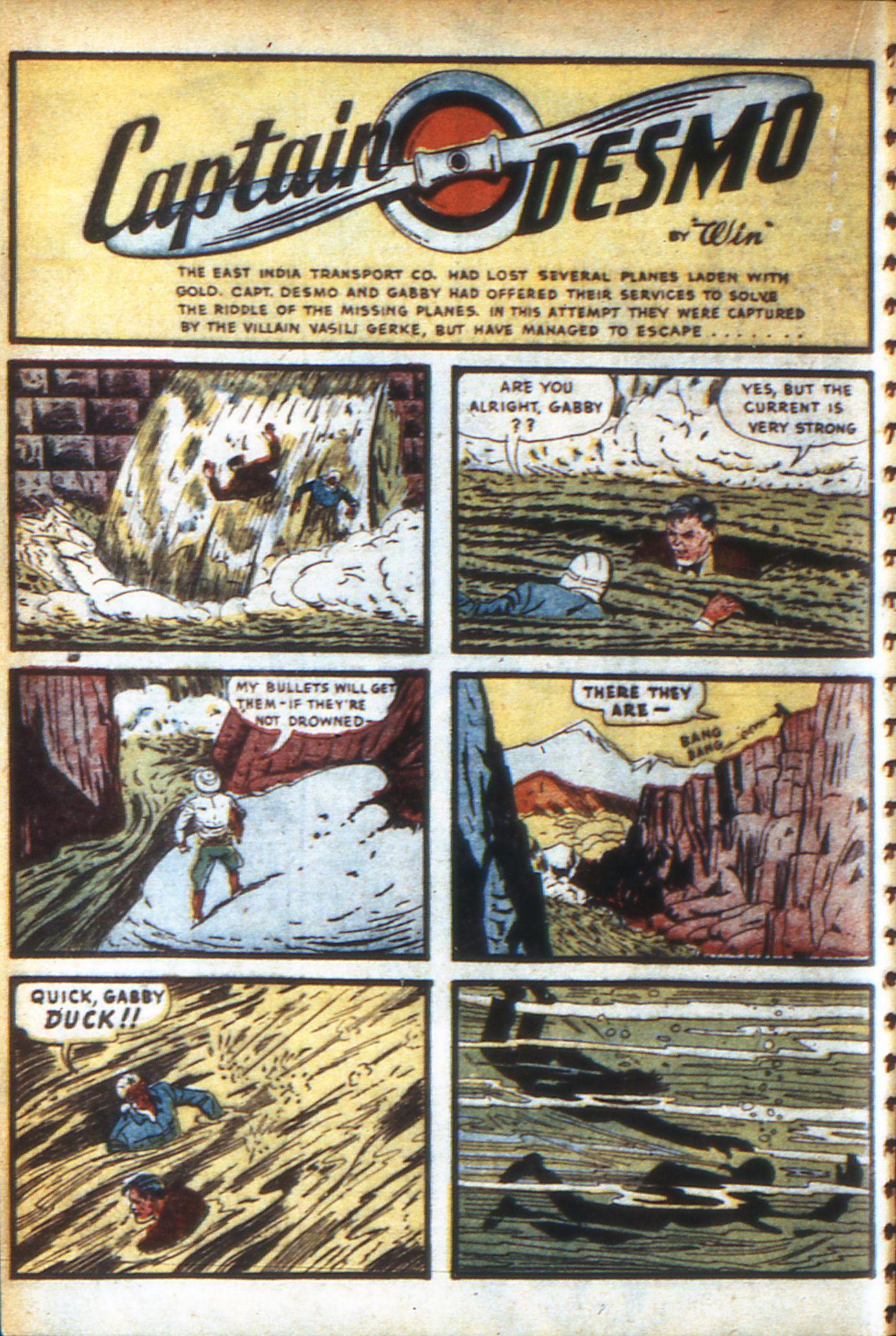 Read online Adventure Comics (1938) comic -  Issue #47 - 37