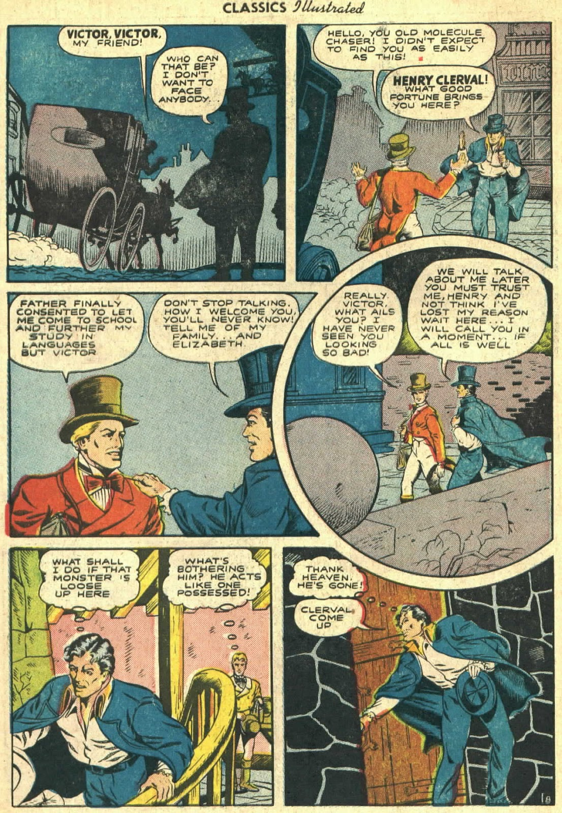 Classics Illustrated issue 26 - Page 10