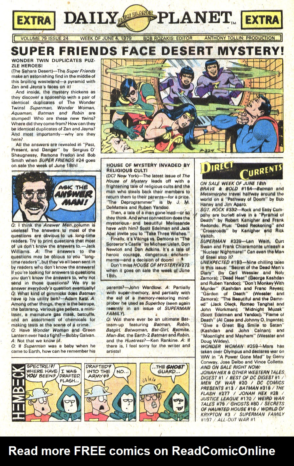 Read online Secrets of Haunted House comic -  Issue #16 - 33