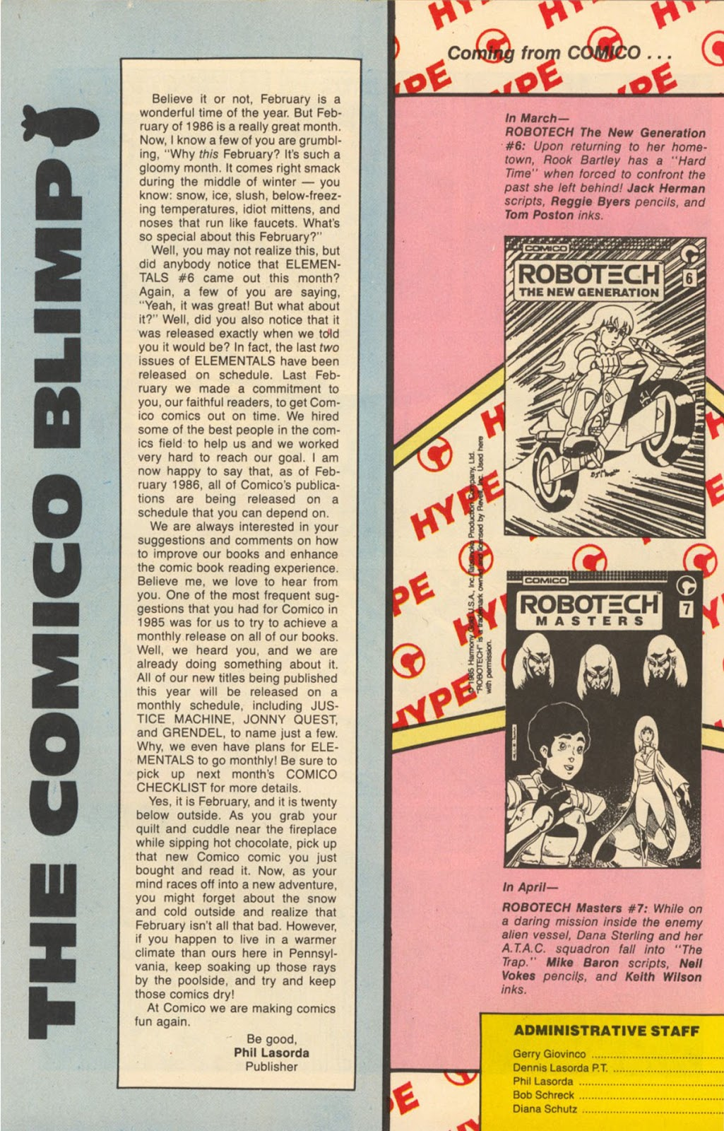 Robotech The New Generation issue 6 - Page 22