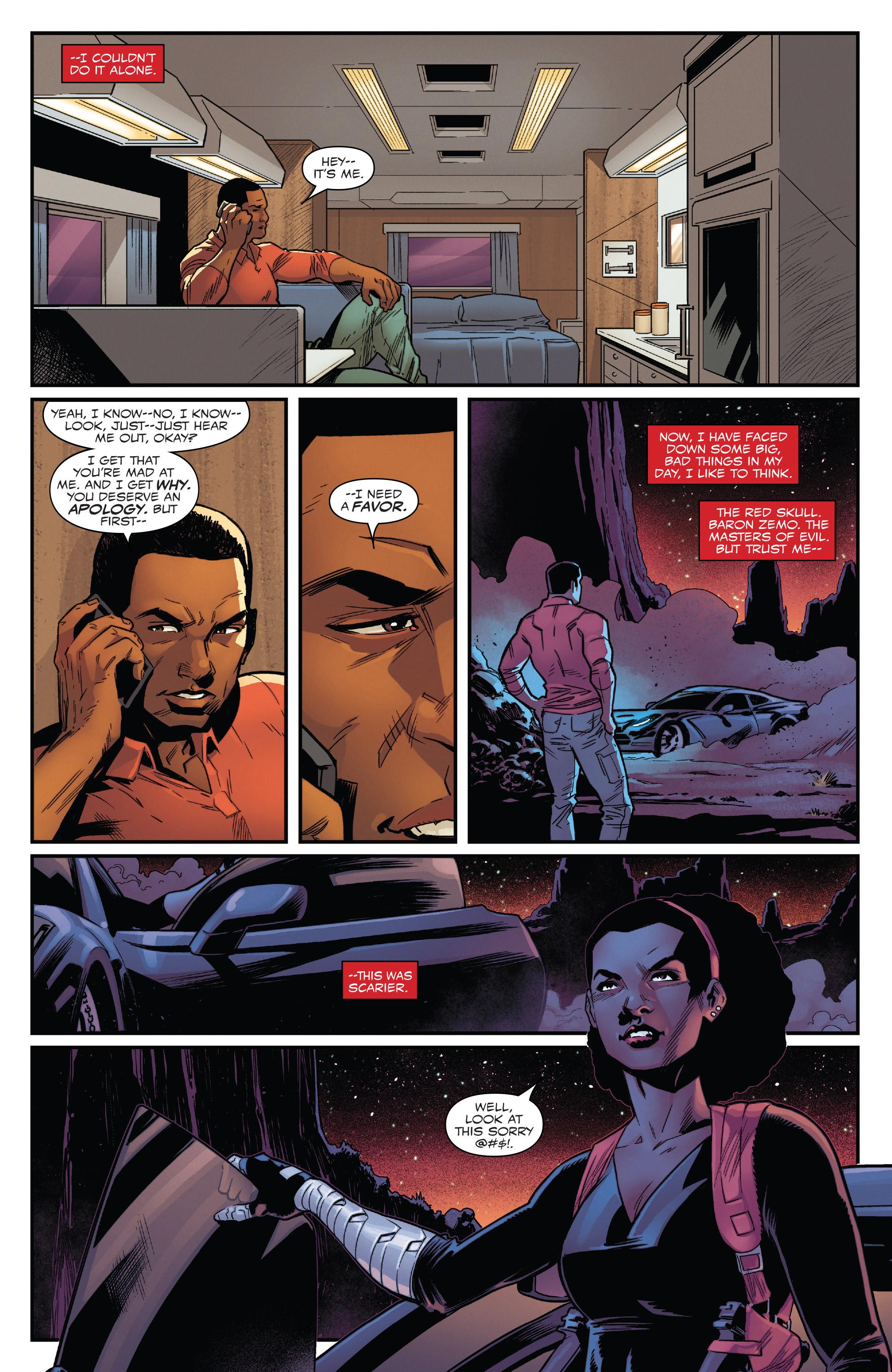 Read online Captain America: Sam Wilson comic -  Issue #22 - 15