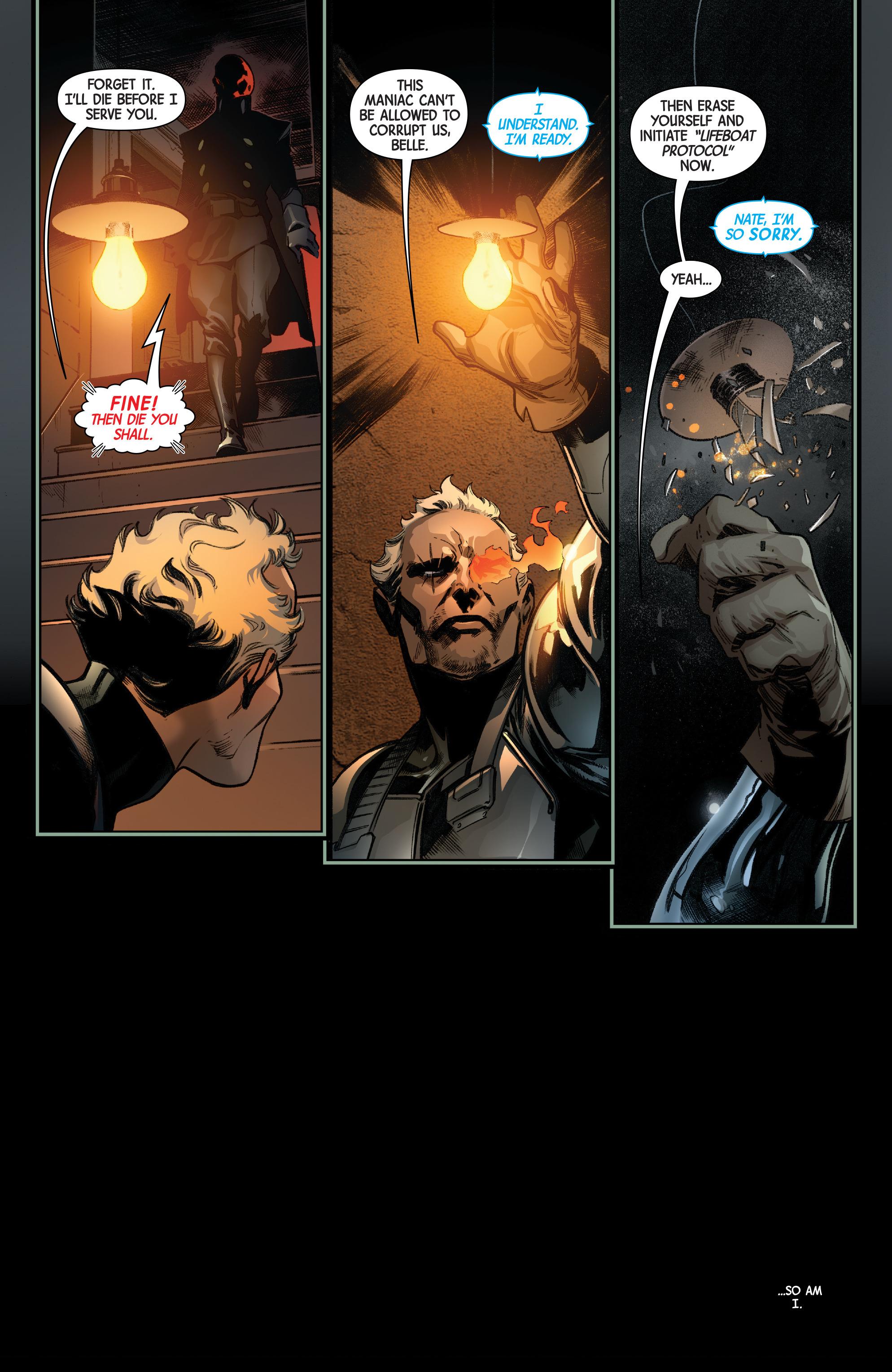 Read online Uncanny Avengers [II] comic -  Issue #19 - 16