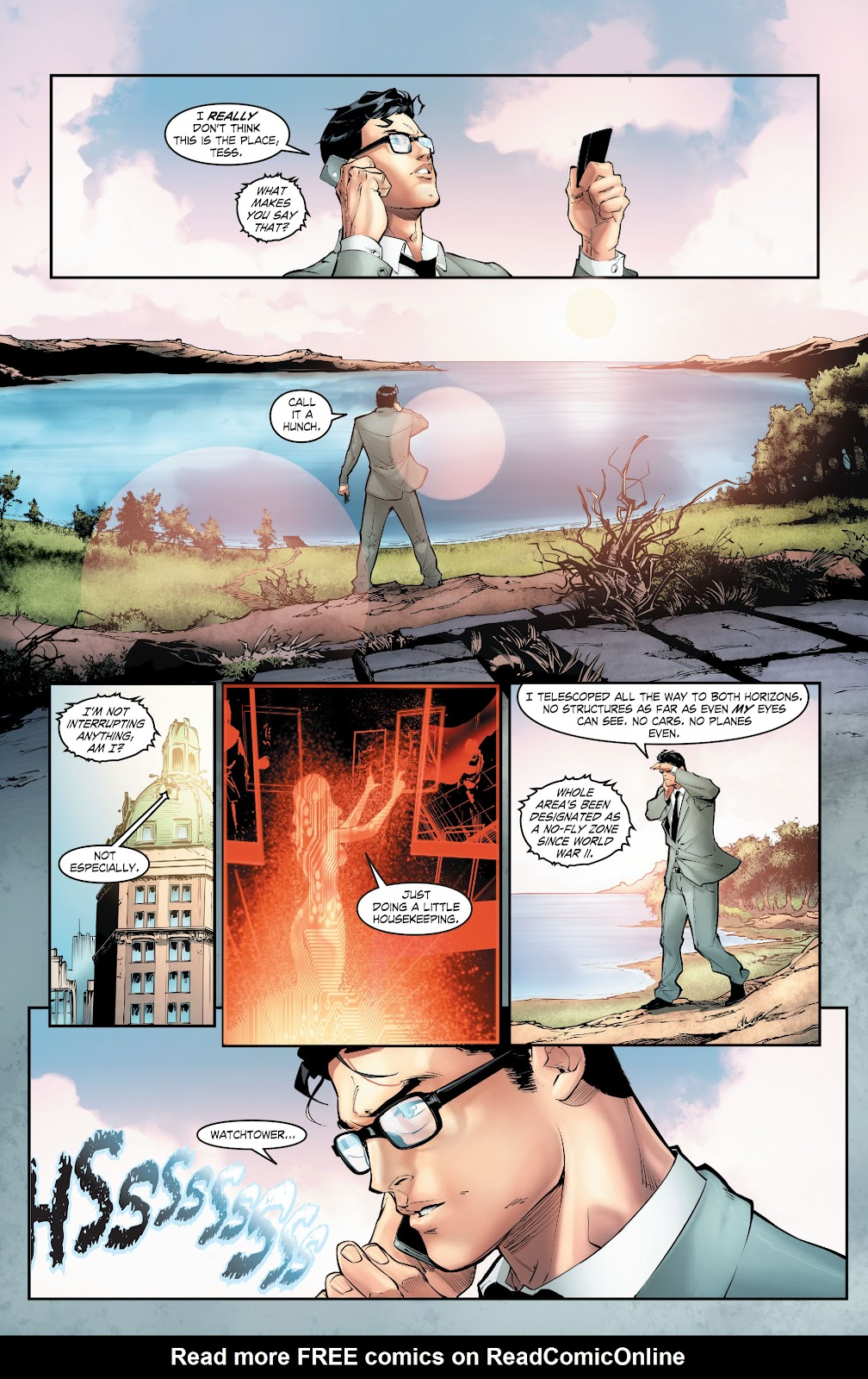 Read online Smallville Season 11 [II] comic -  Issue # TPB 5 - 25