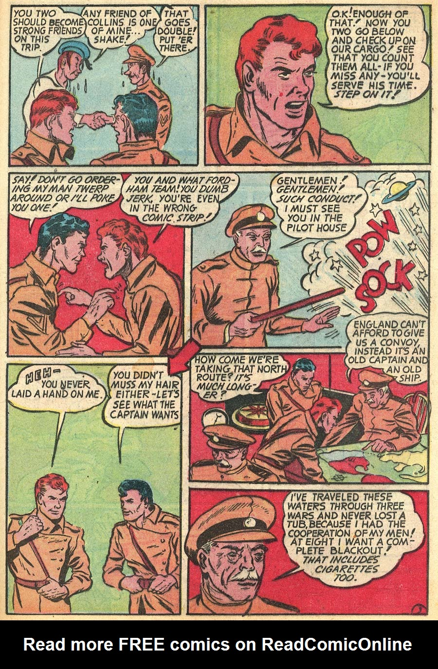 Blue Ribbon Comics (1939) issue 9 - Page 37