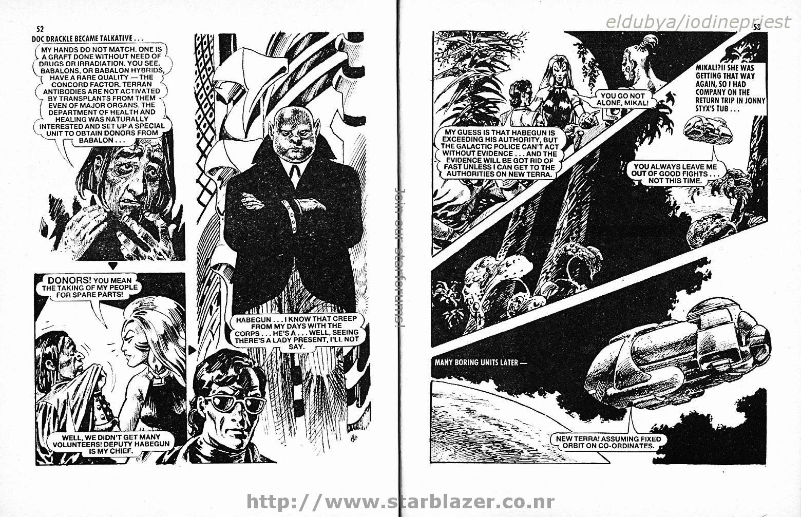 Starblazer issue 199 - Page 28