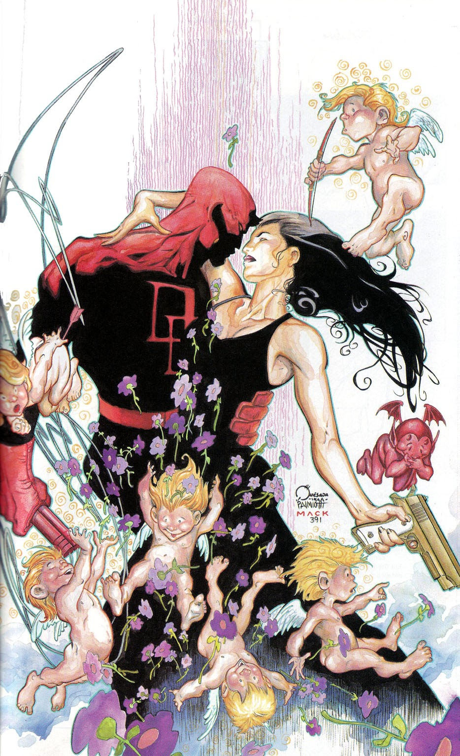 Read online Kabuki: Reflections comic -  Issue #3 - 13