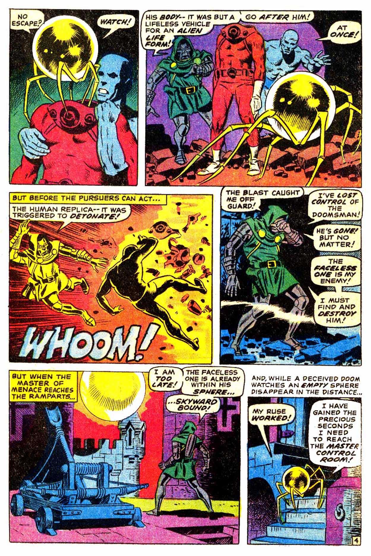 Read online Astonishing Tales (1970) comic -  Issue #3 - 5