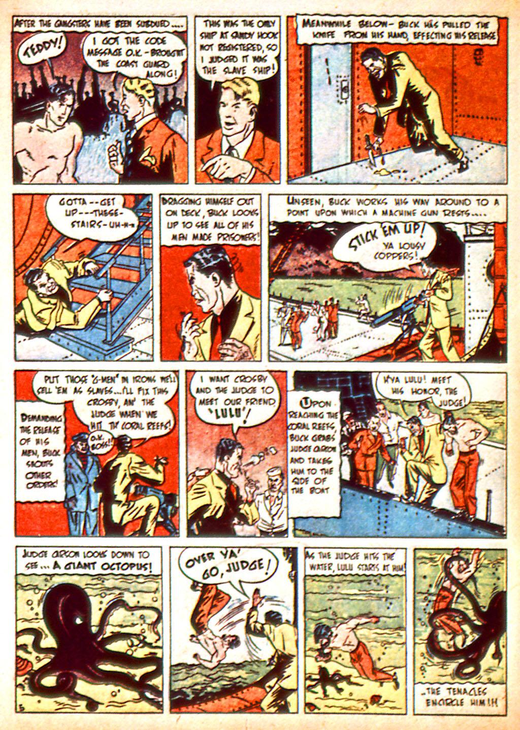 Read online Detective Comics (1937) comic -  Issue #37 - 53