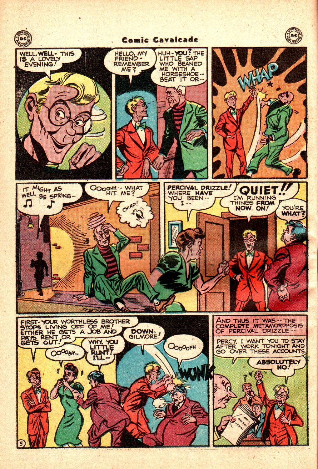 Comic Cavalcade issue 21 - Page 24