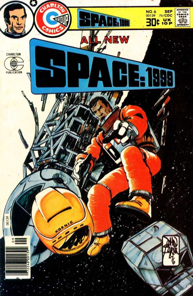 Space: 1999 issue 6 - Page 1