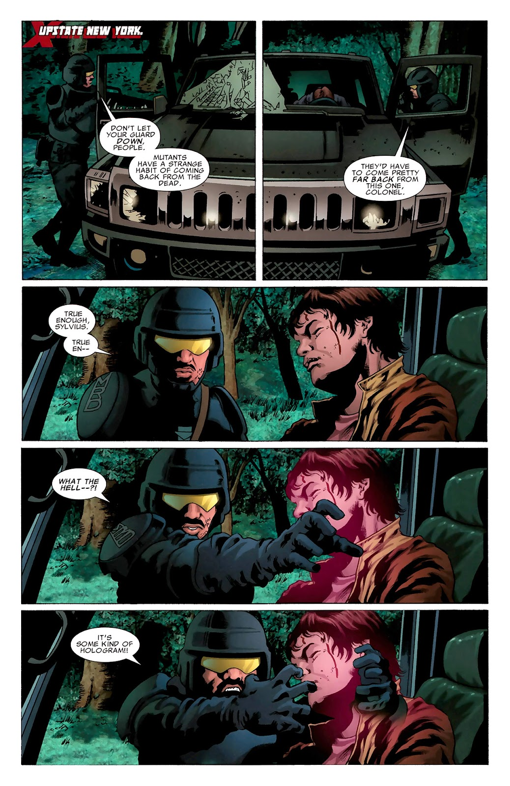 Read online X-Men: Second Coming Revelations comic -  Issue # TPB (Part 2) - 84