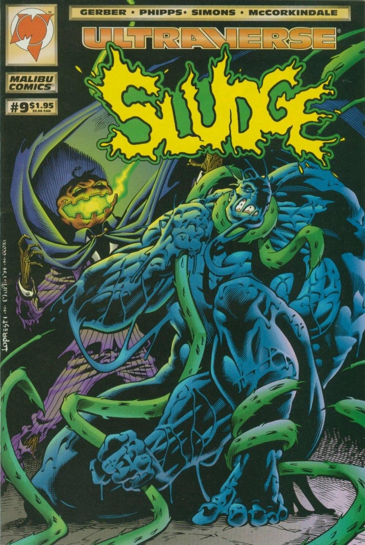 Read online Sludge comic -  Issue #9 - 1