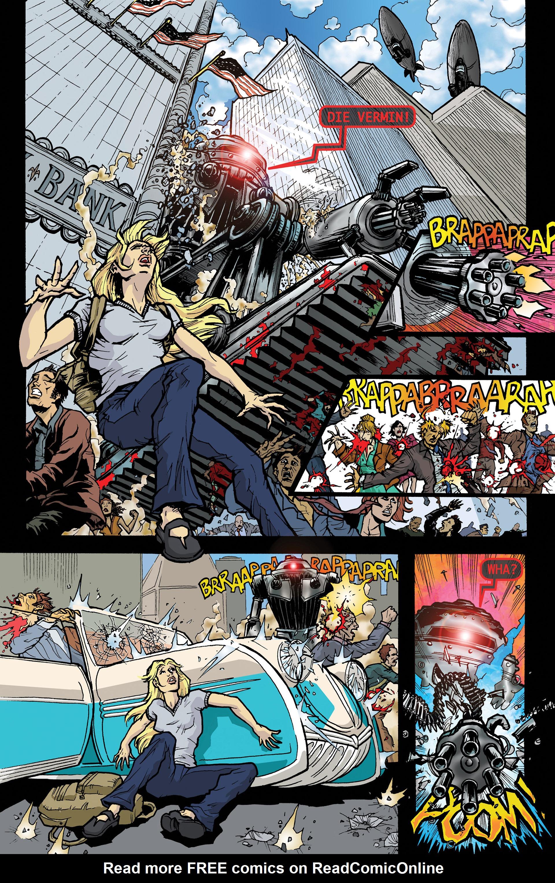 Read online Birth of Venus comic -  Issue #1 - 12