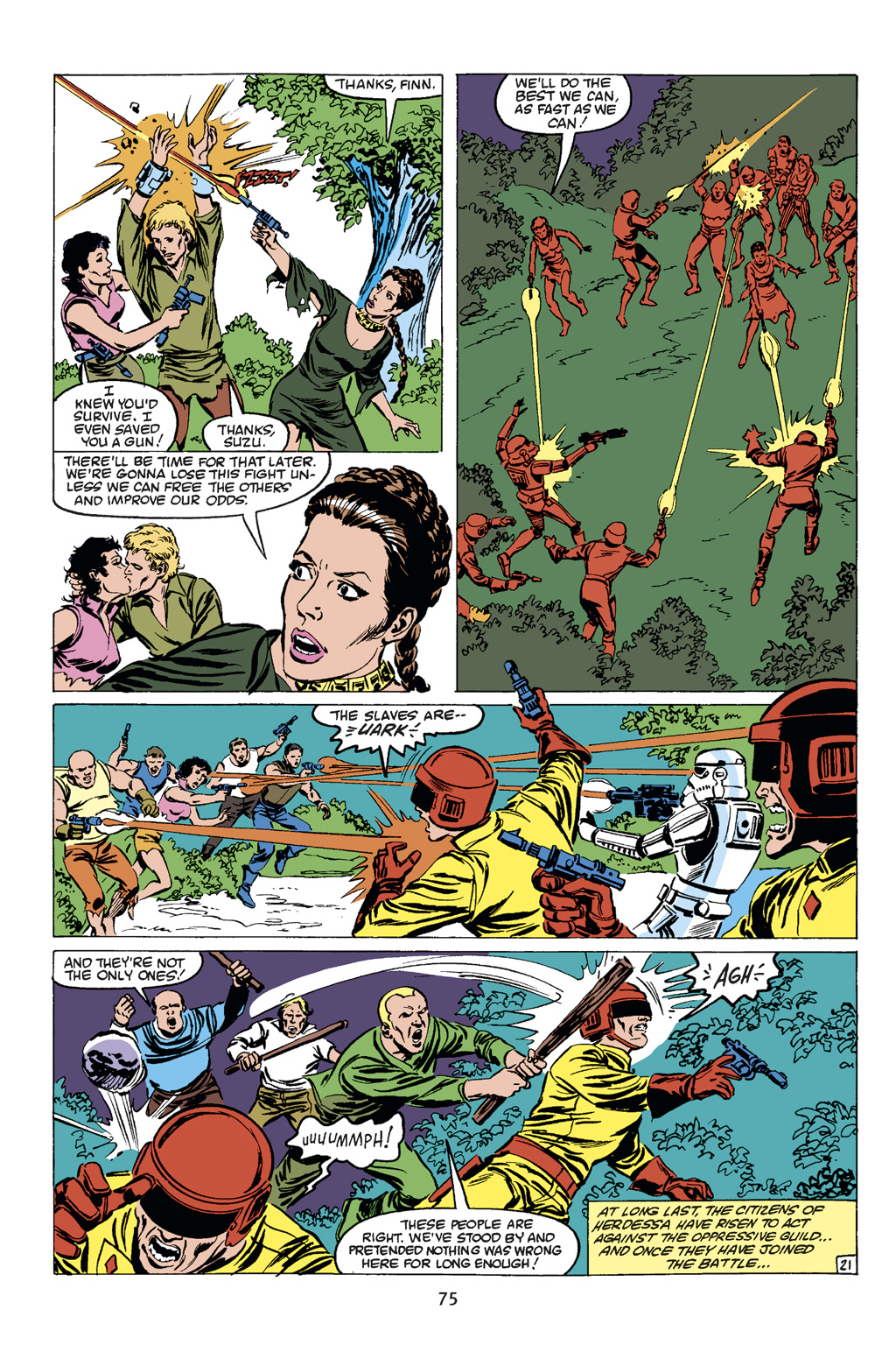 Read online Star Wars Omnibus comic -  Issue # Vol. 21 - 71