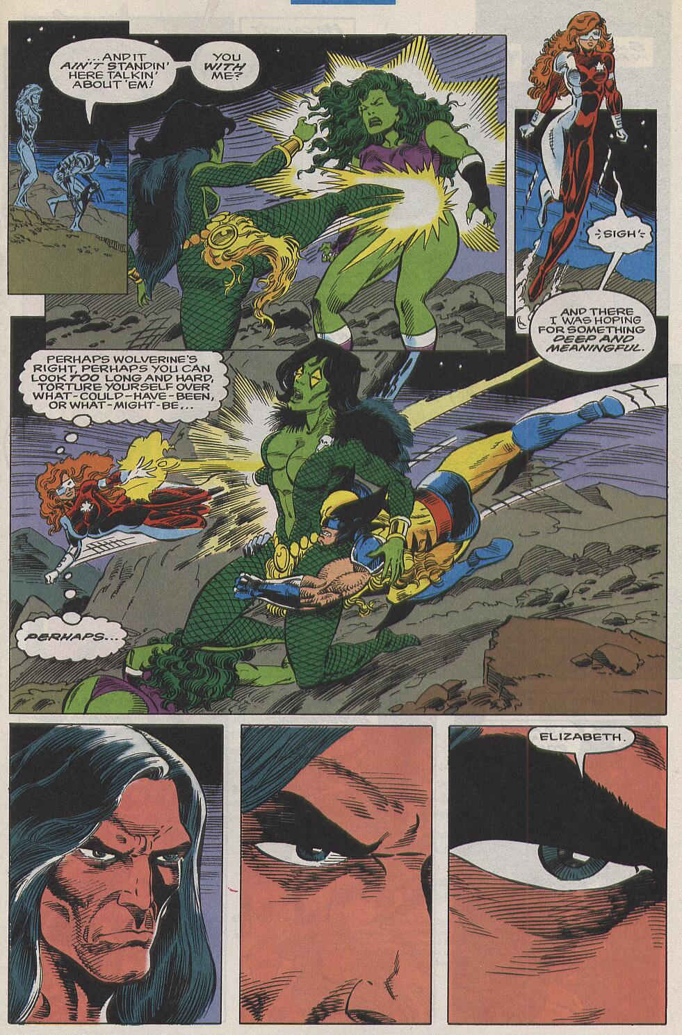 Read online Alpha Flight (1983) comic -  Issue #111 - 10