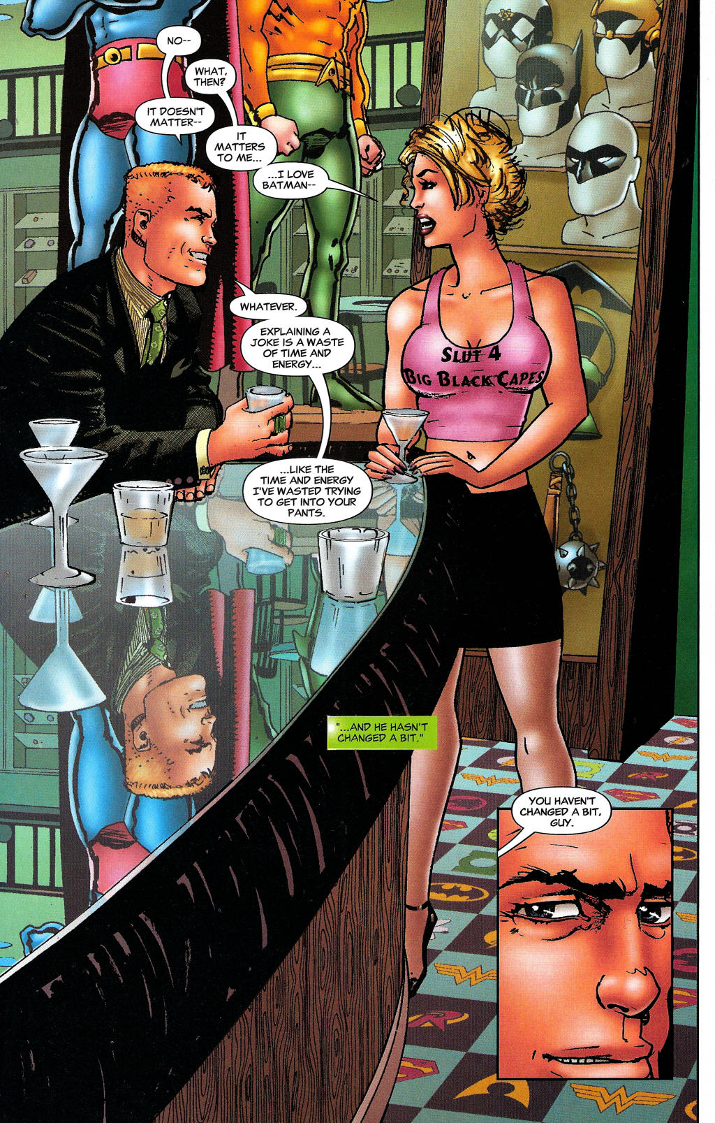 Read online Guy Gardner: Collateral Damage comic -  Issue #1 - 15