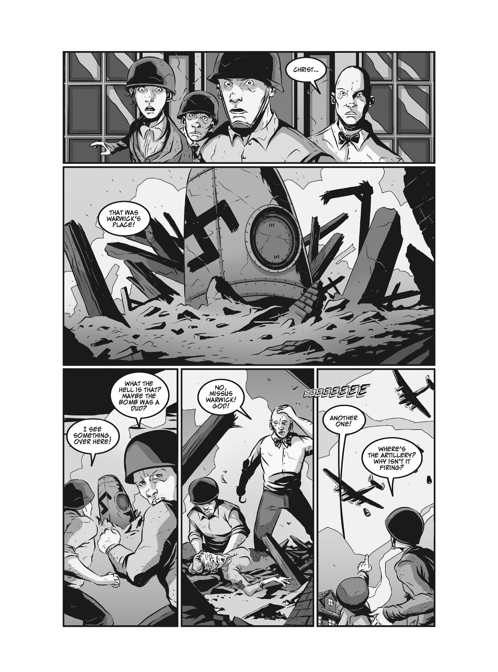 Read online FUBAR comic -  Issue #3 - 276