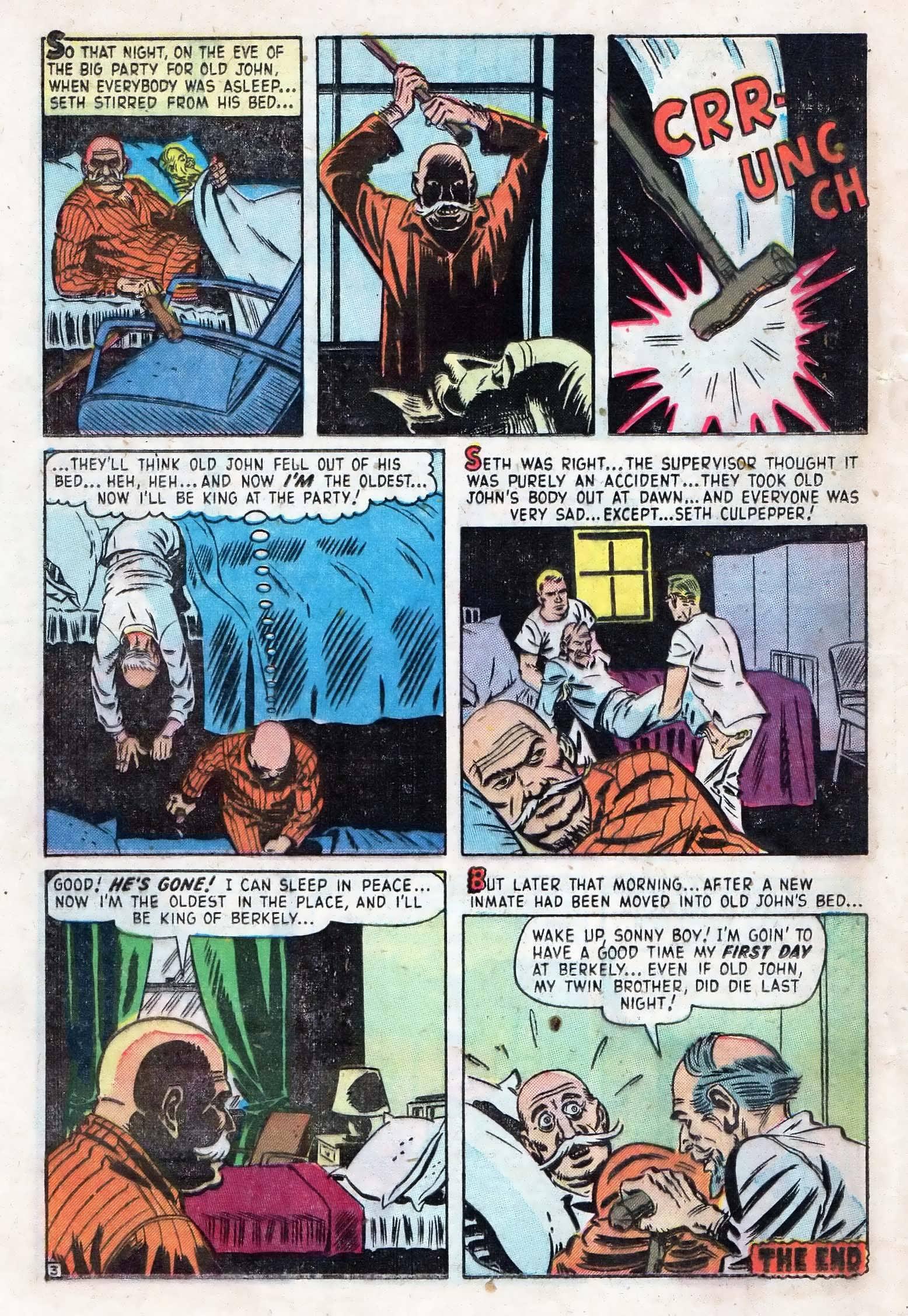 Read online Adventures into Weird Worlds comic -  Issue #10 - 19