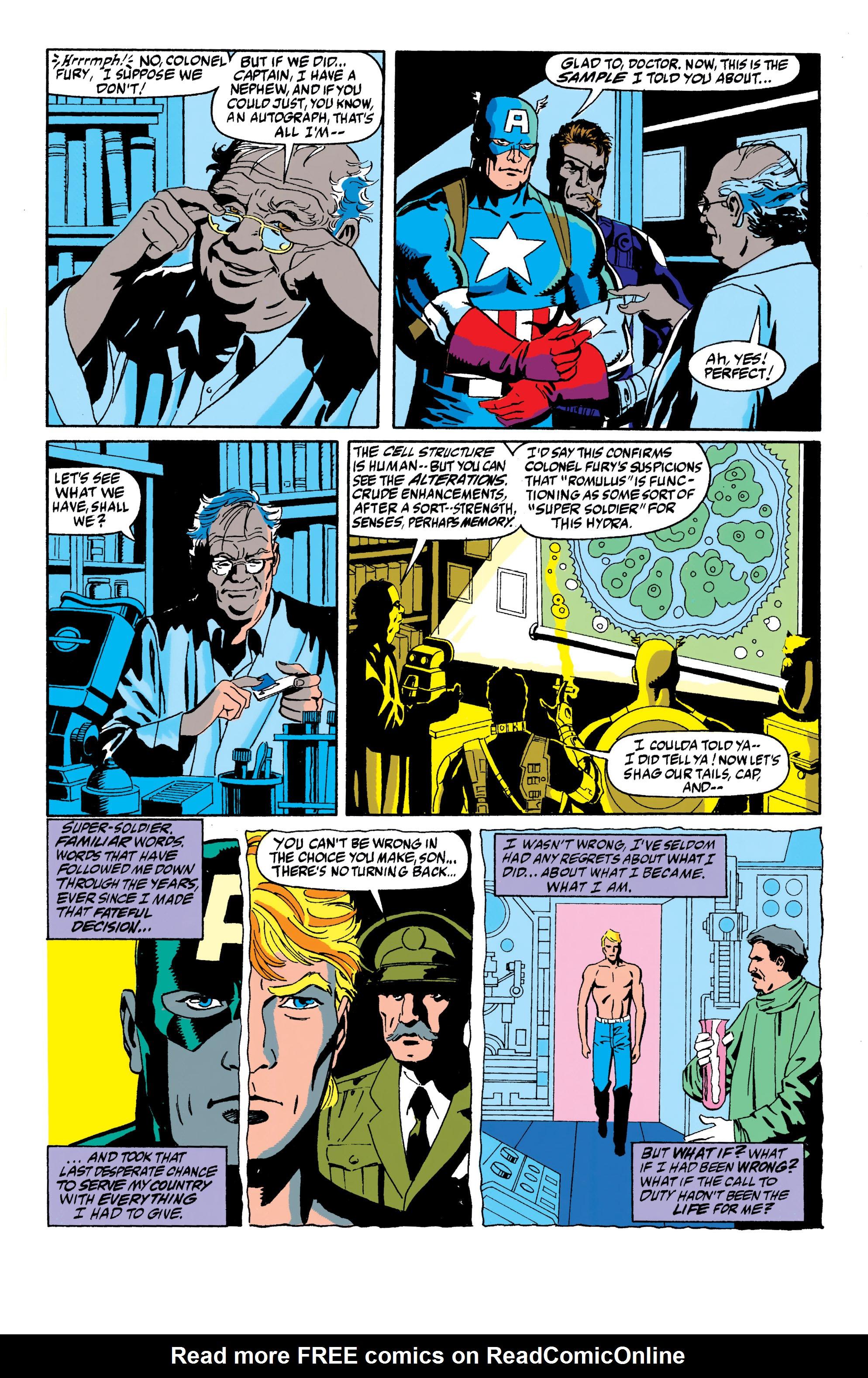 Read online Captain America (1968) comic -  Issue # _Annual 10 - 15