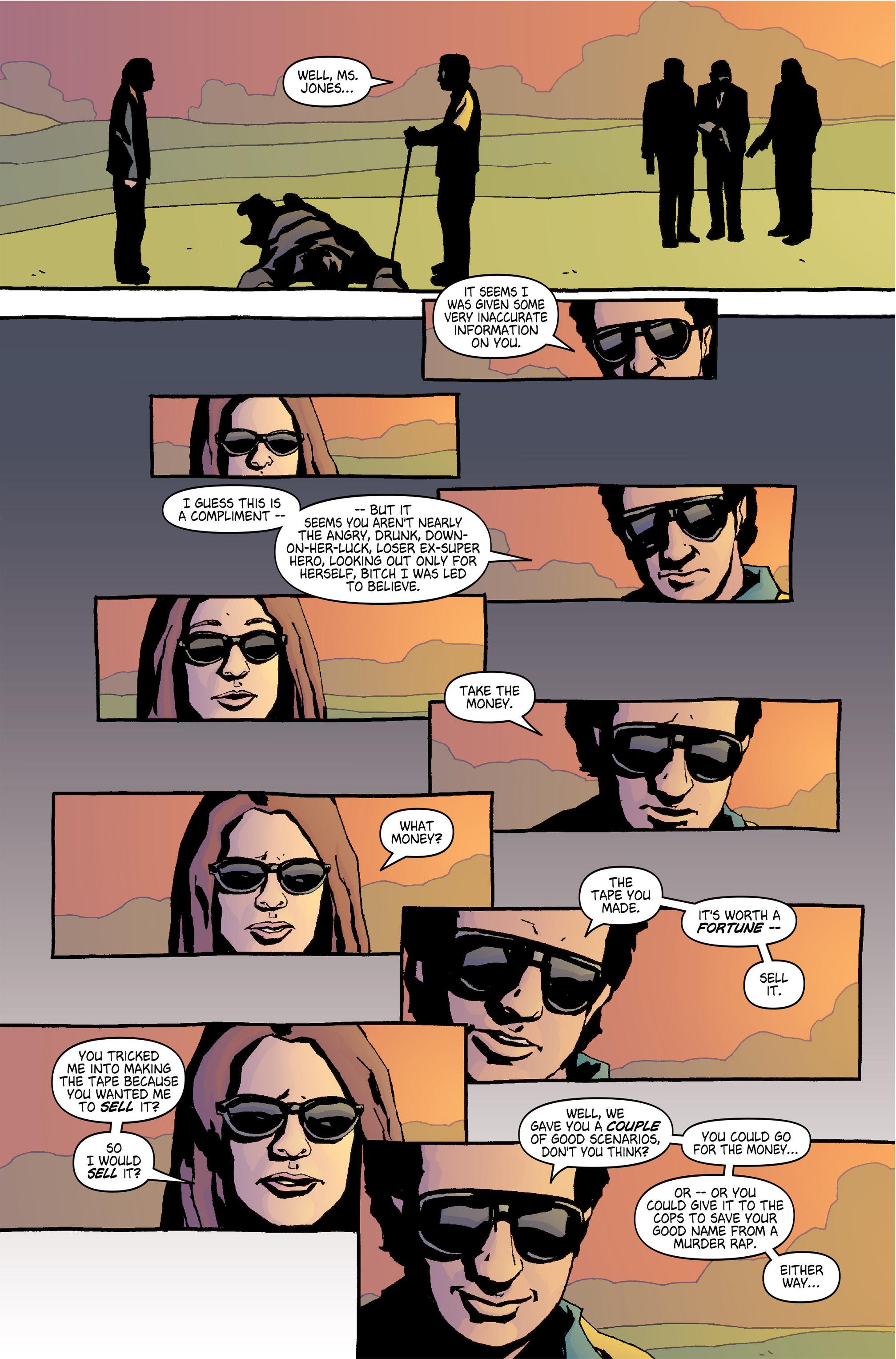 Read online Alias comic -  Issue #5 - 10