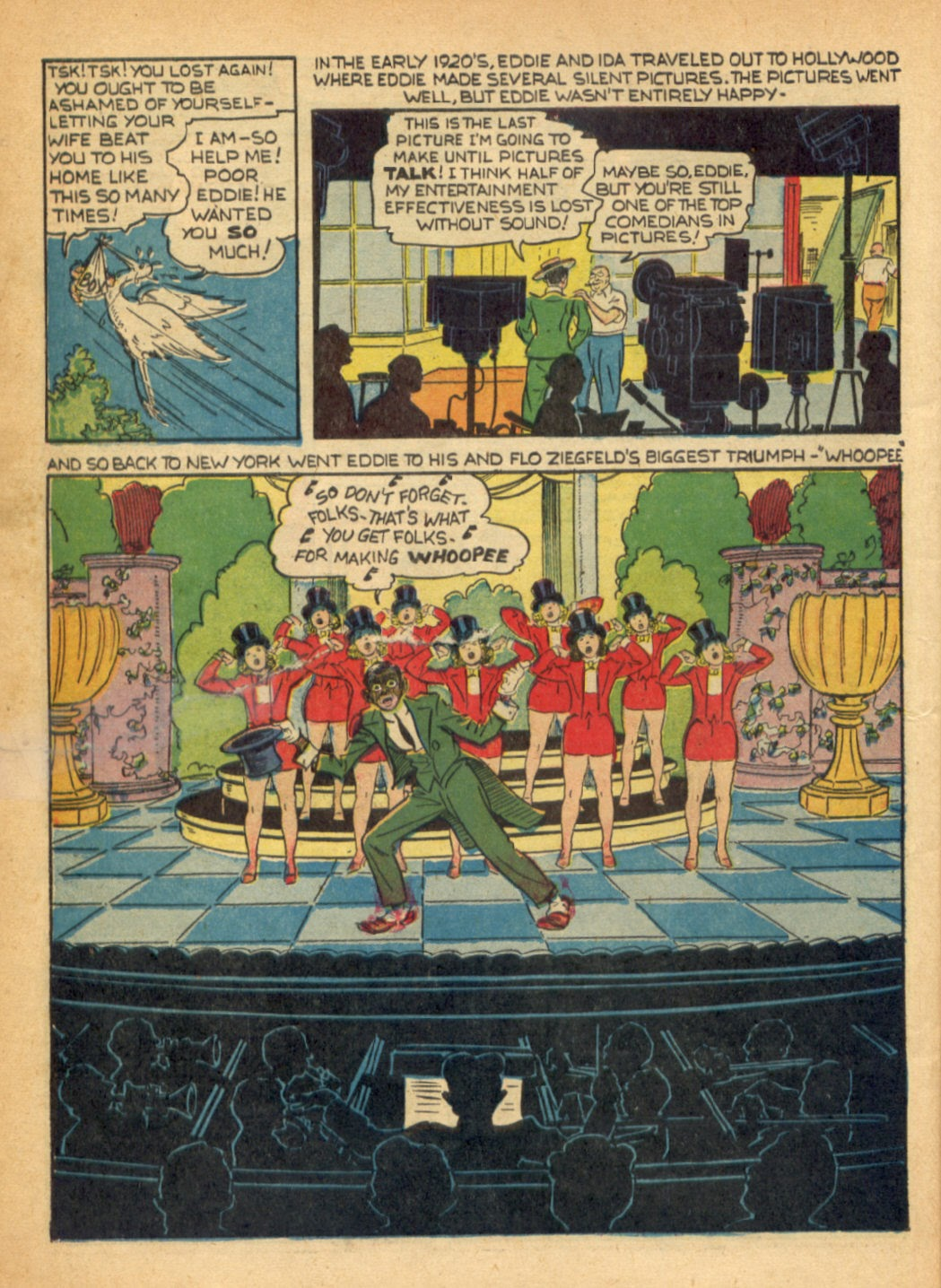 Read online Super-Magician Comics comic -  Issue #6 - 41