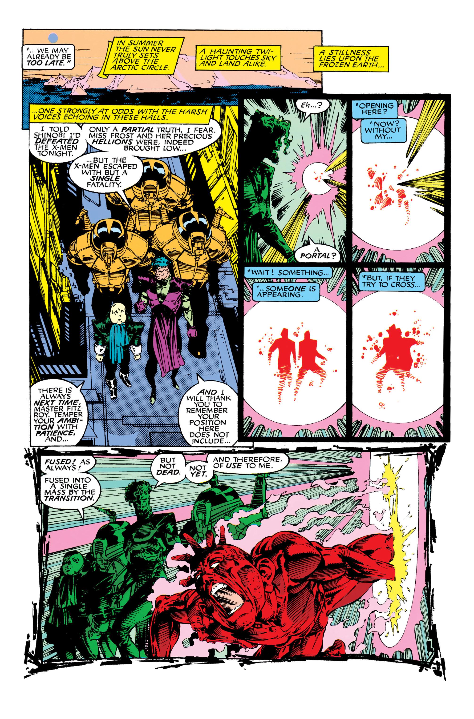 Read online Uncanny X-Men (1963) comic -  Issue #282 - 7