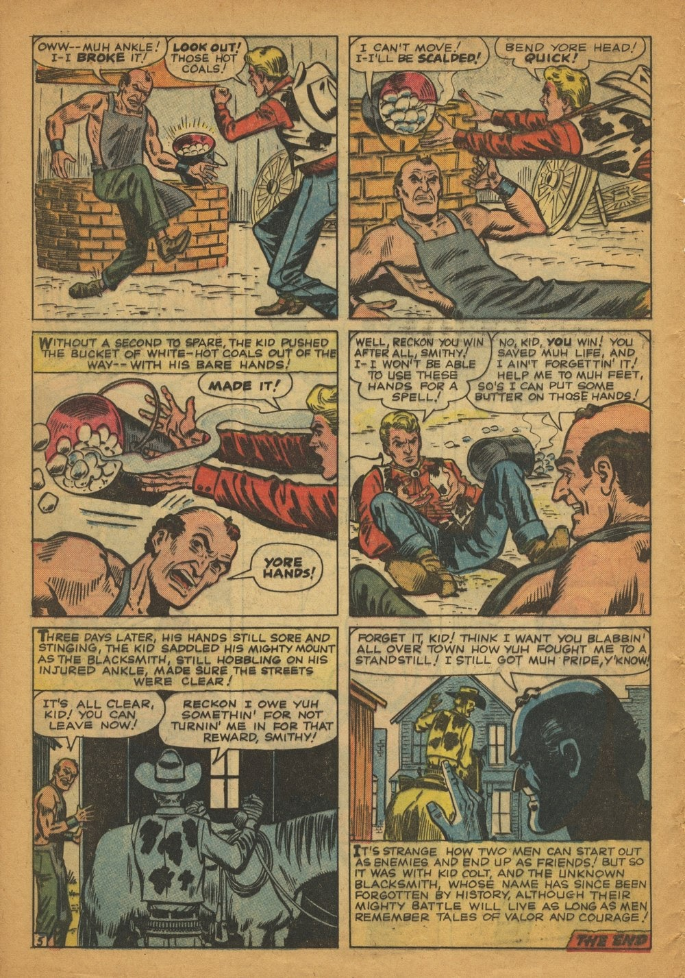 Kid Colt Outlaw issue 97 - Page 32