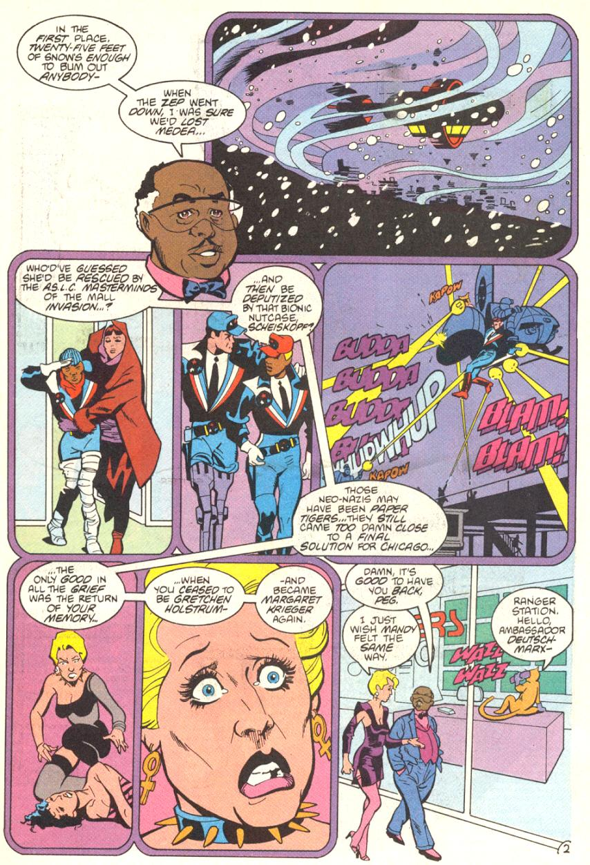 Read online American Flagg! comic -  Issue #13 - 3