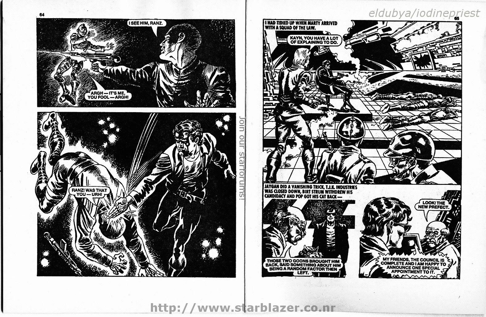 Starblazer issue 252 - Page 34