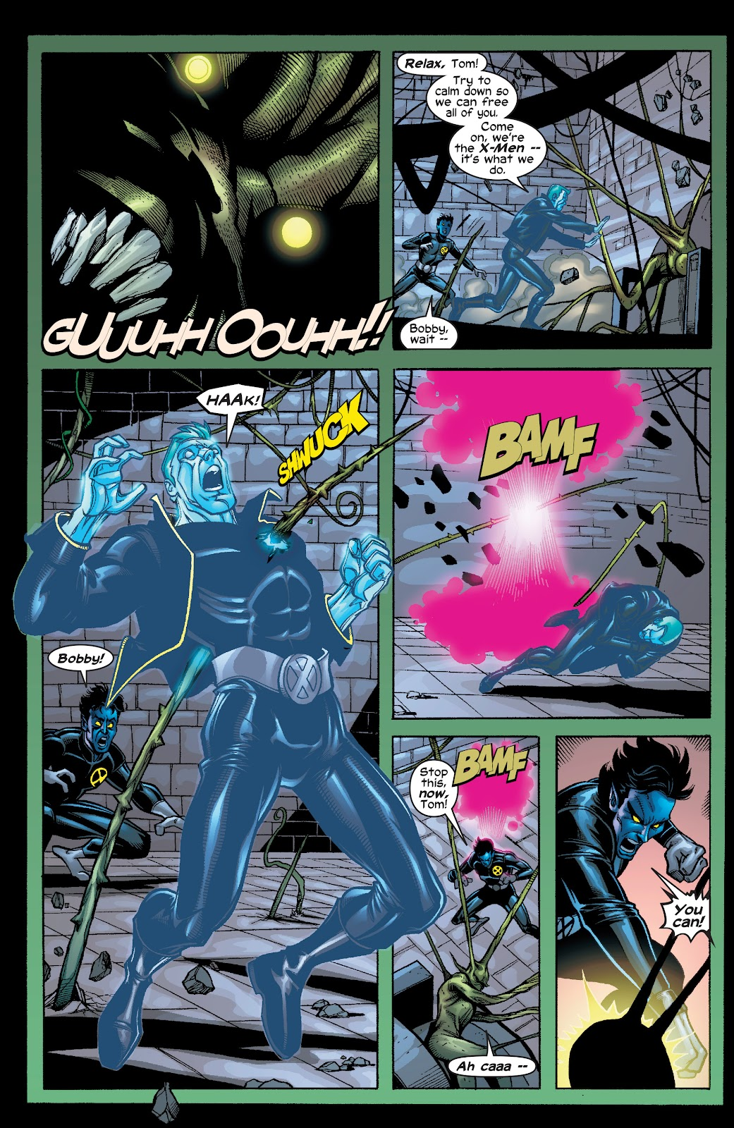 Read online X-Men: Unstoppable comic -  Issue # TPB (Part 1) - 51