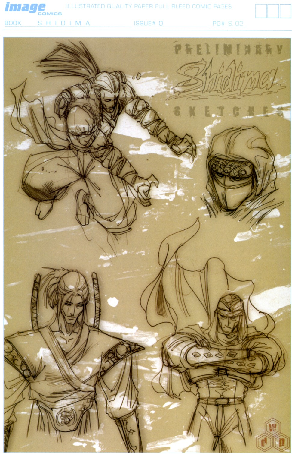 Read online Shidima comic -  Issue #0 - 15