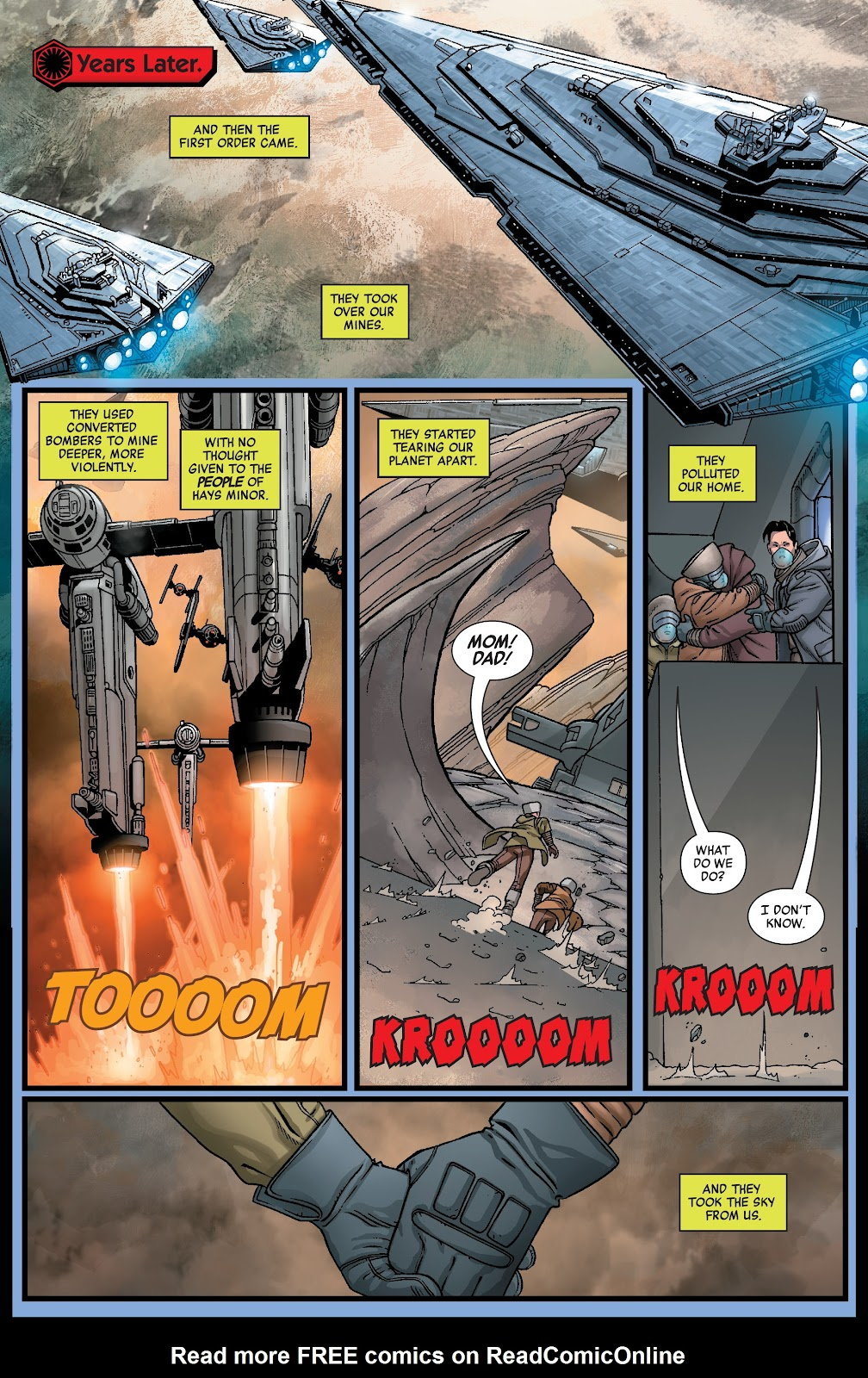 Read online Star Wars: Age of Republic: Heroes comic -  Issue # TPB - 56