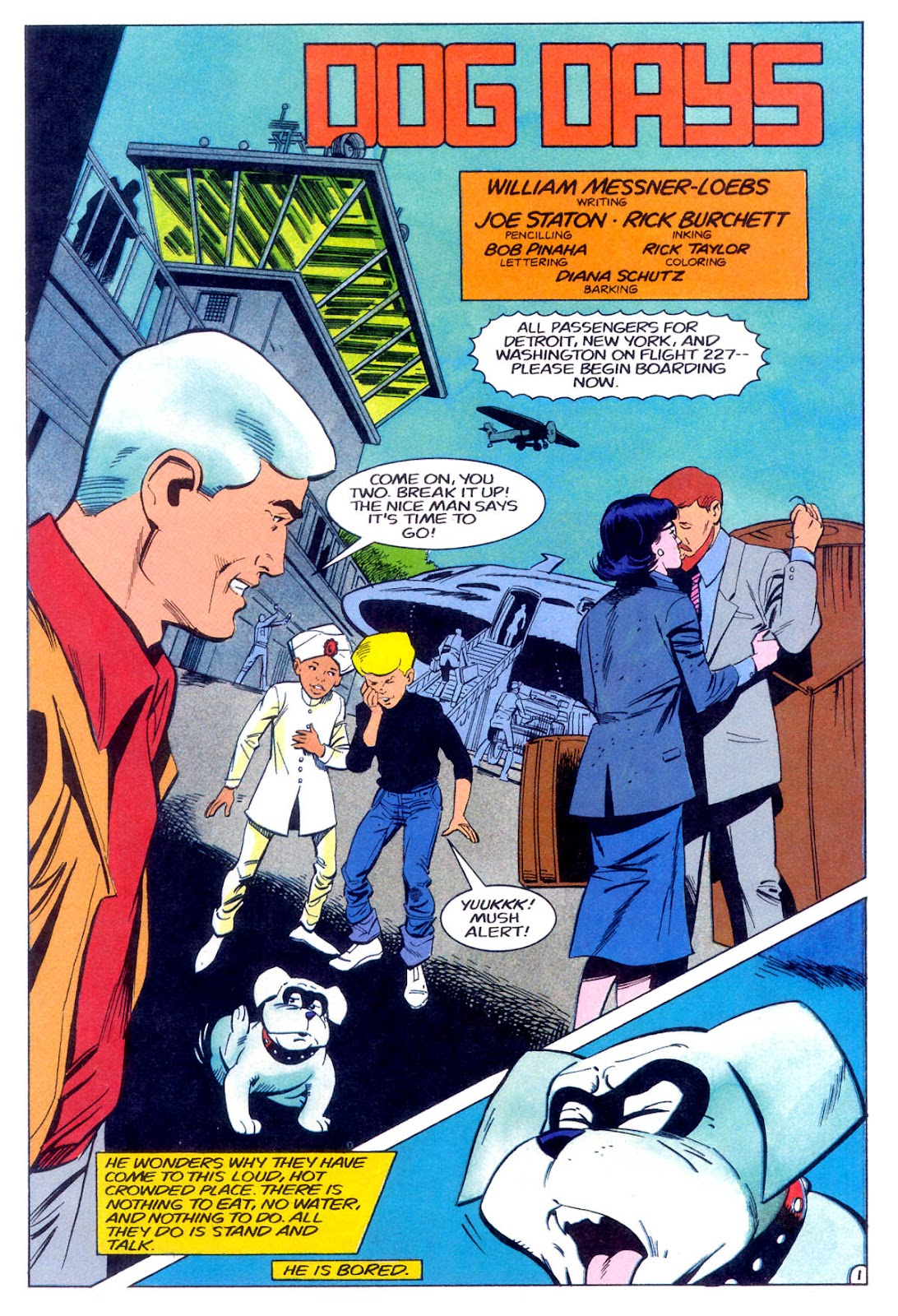 Jonny Quest (1986) issue 11 - Page 4