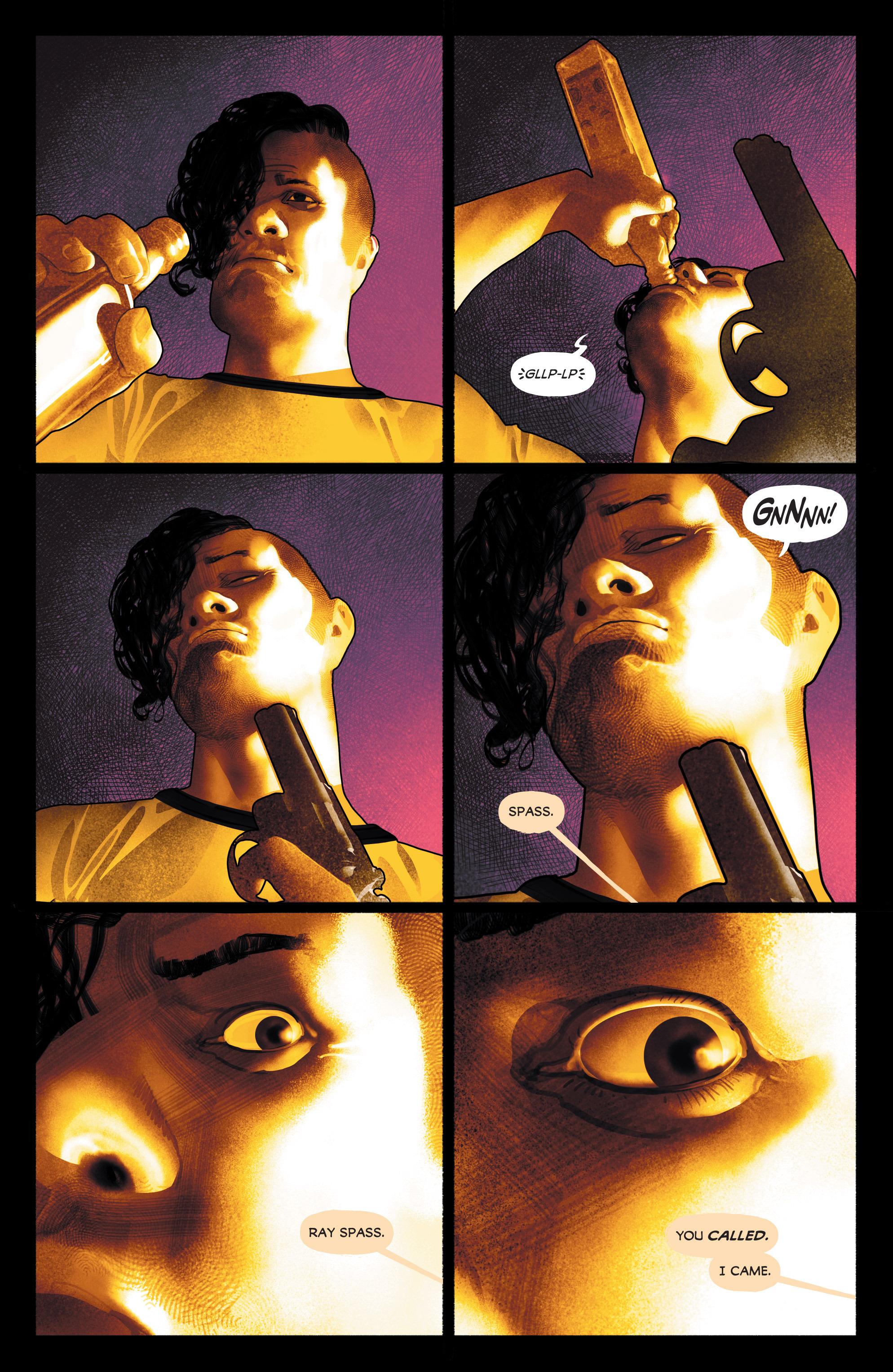 Read online Annihilator comic -  Issue #1 - 29