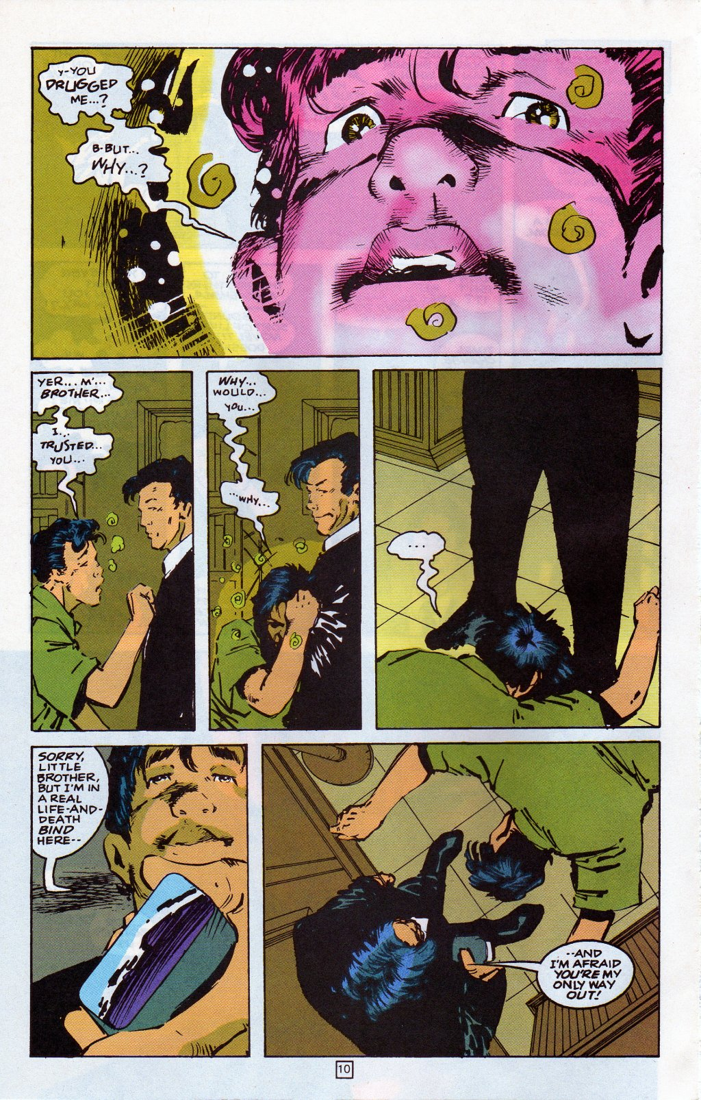 Read online Gunfire comic -  Issue #8 - 11