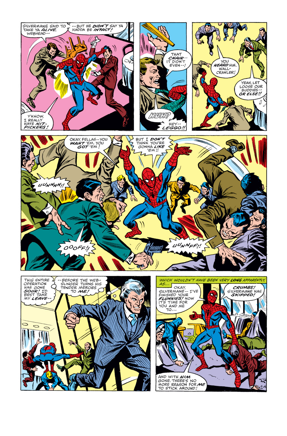 The Amazing Spider-Man (1963) 178 Page 5