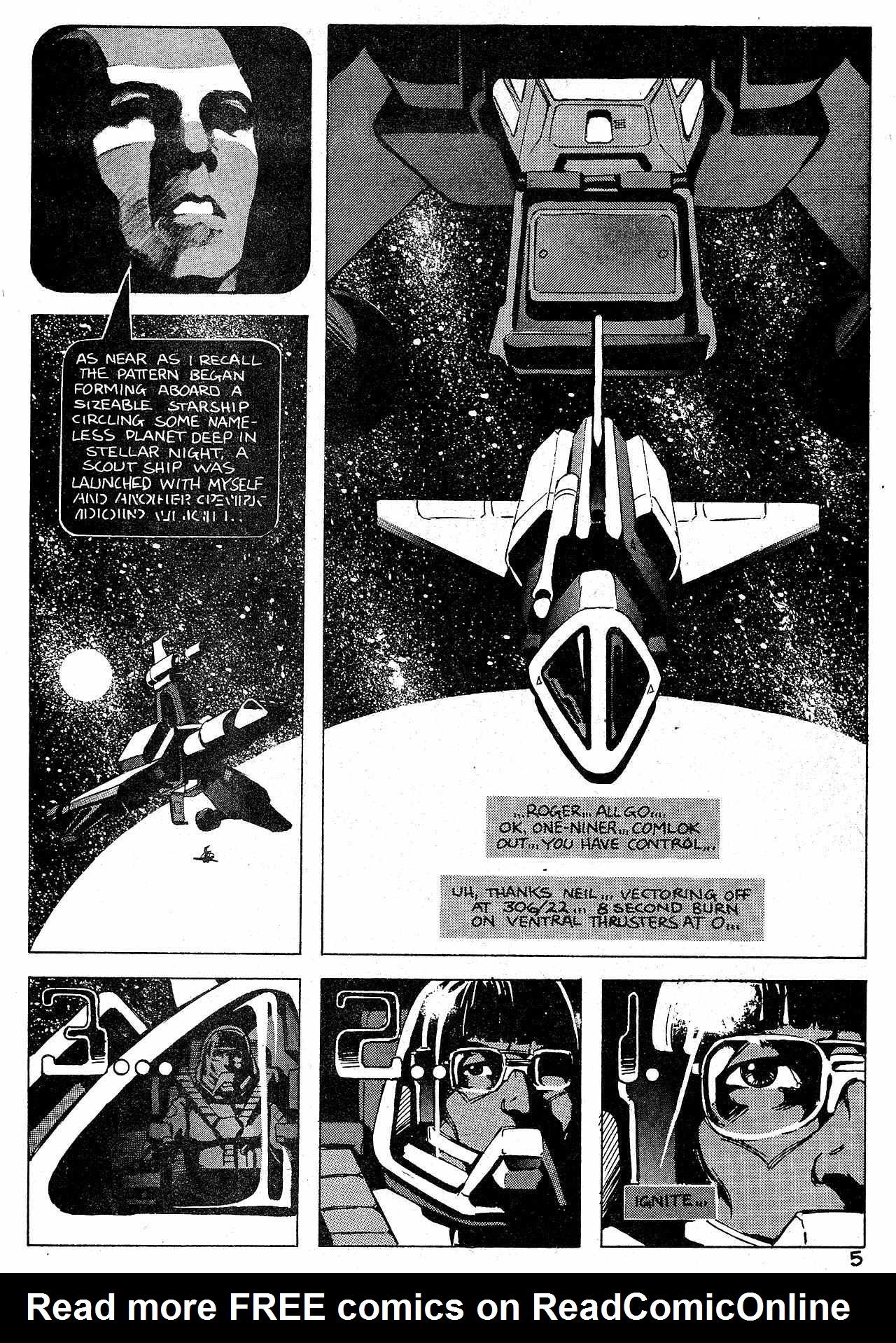 Read online Star*Reach comic -  Issue #8 - 17