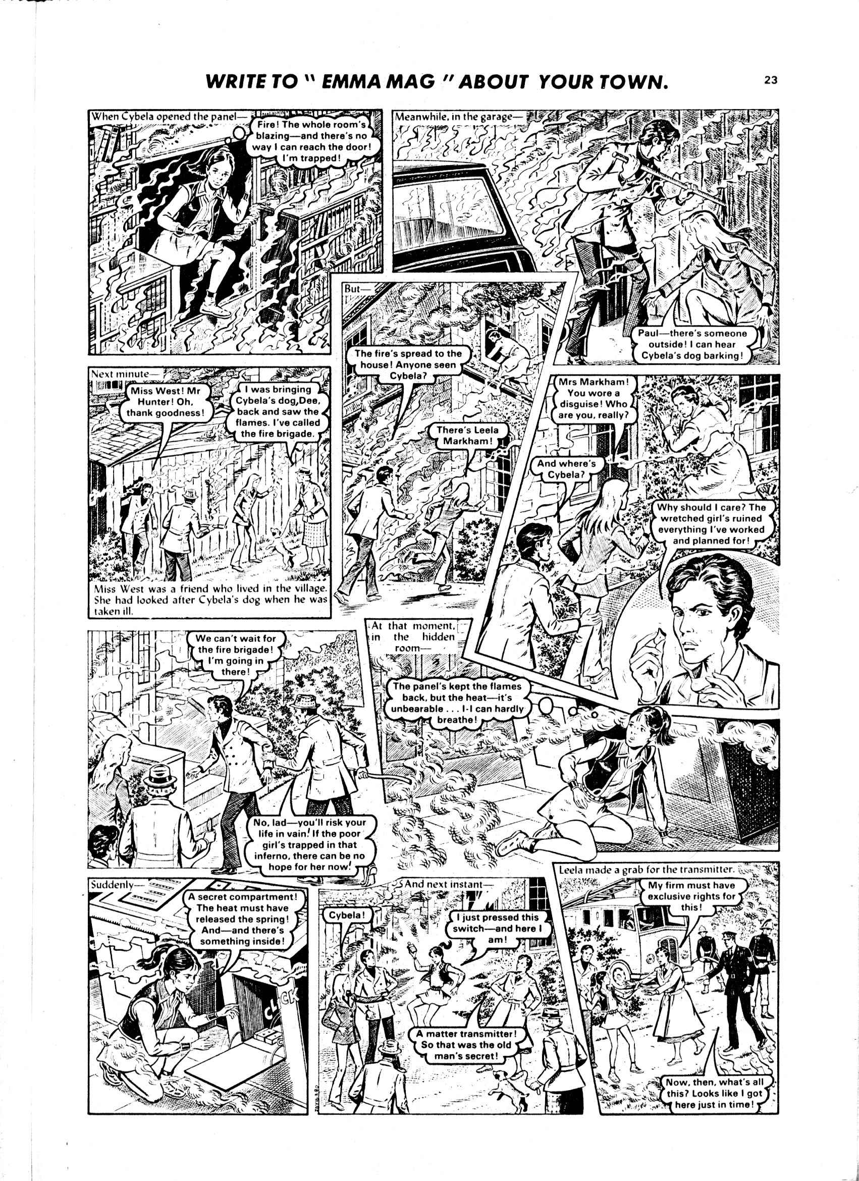 Read online Judy comic -  Issue #1049 - 23