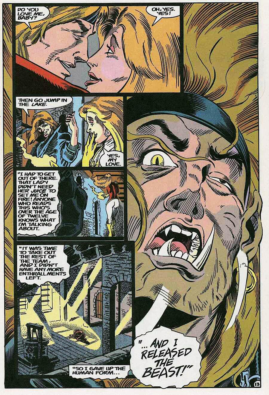Elementals (1984) issue 19 - Page 15
