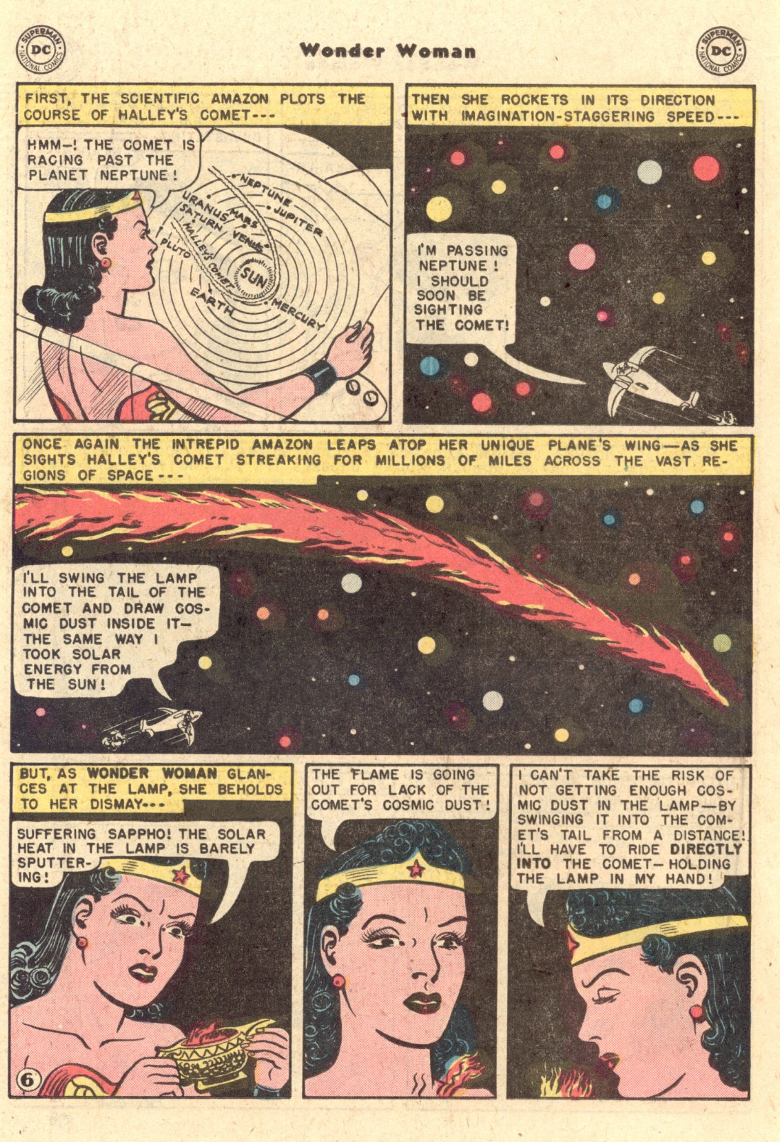 Read online Wonder Woman (1942) comic -  Issue #62 - 16