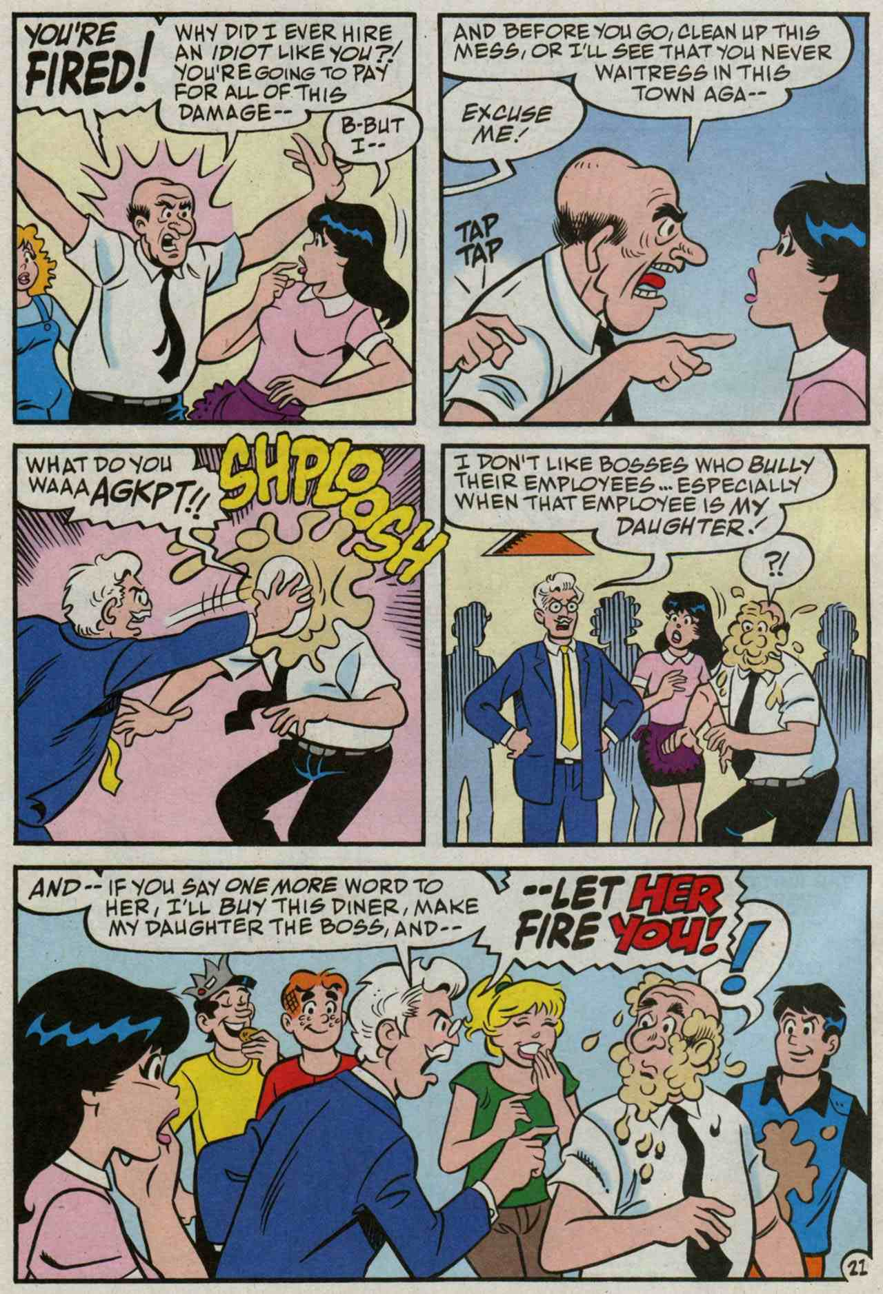 Read online Archie's Girls Betty and Veronica comic -  Issue #235 - 22