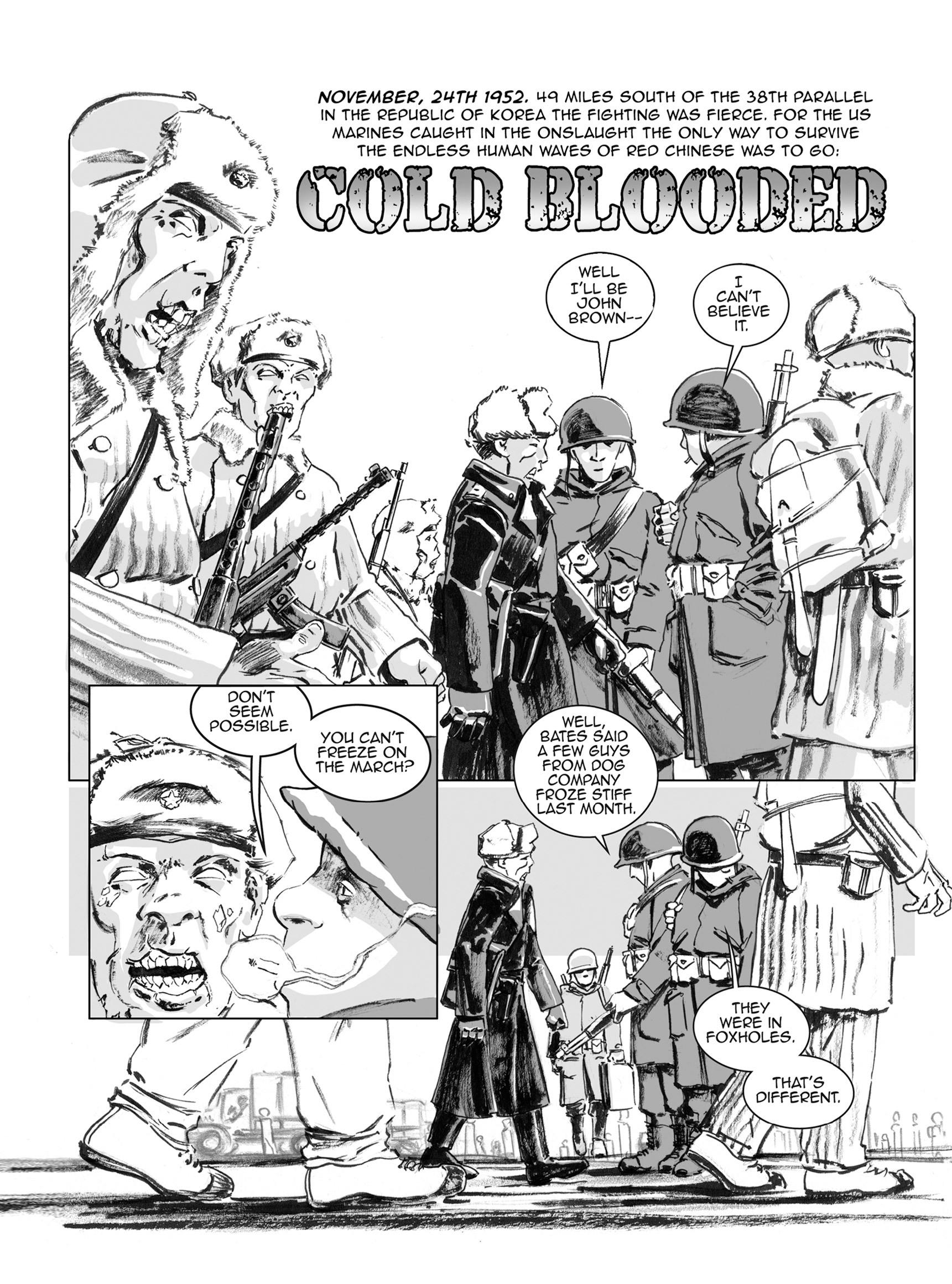Read online FUBAR comic -  Issue #3 - 299