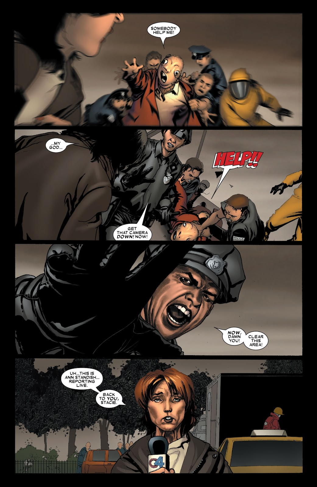 Uncanny X-Men (1963) issue 489 - Page 4