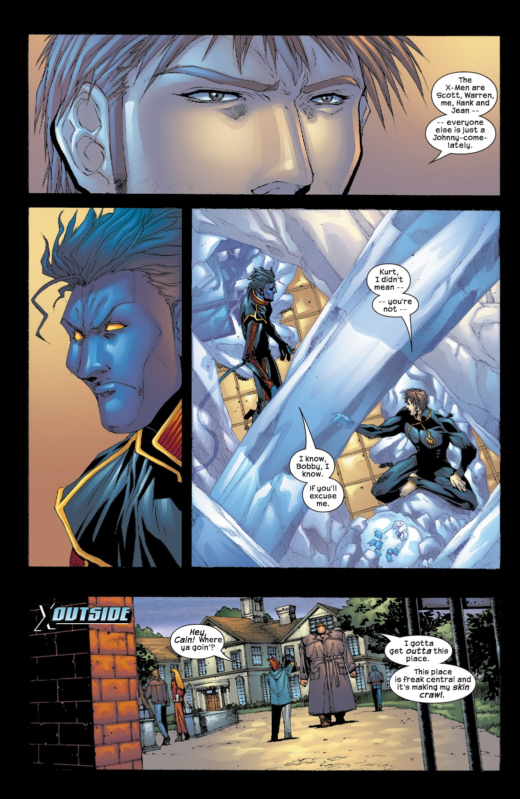 Read online X-Men: Unstoppable comic -  Issue # TPB (Part 2) - 51